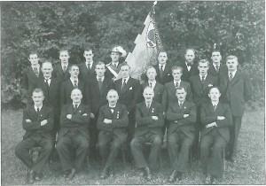 Der Männerchor anno 1947